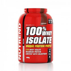 Nutrend 100% Whey Isolate...