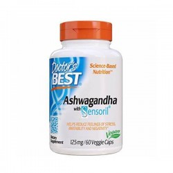 Doctors Best Ashwagandha...