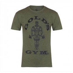 T-Shirt Gold's Gym Joe Army